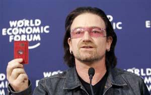 Davos: la Bono banalización de la globalización