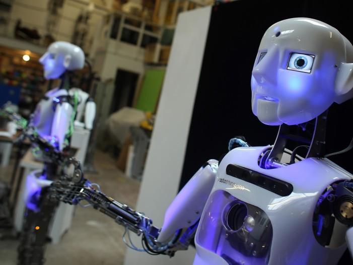 Productividad: ¿dónde están los robots?
