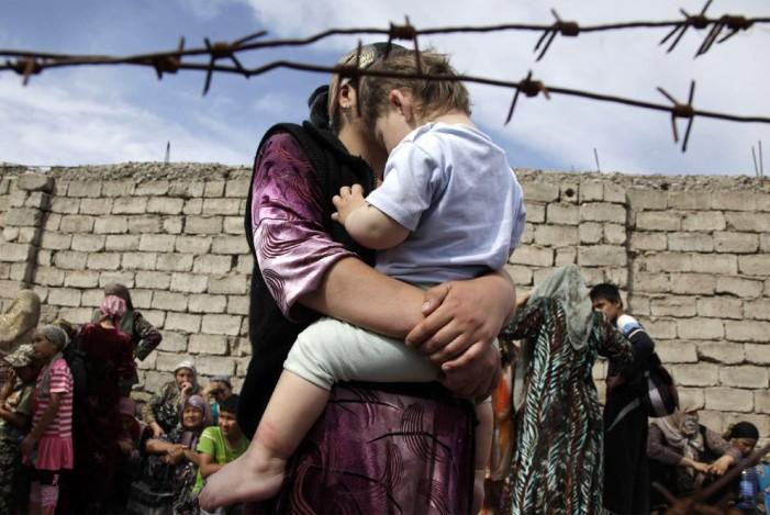 Migrantes y refugiados: sin cielo protector