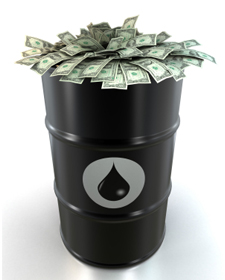 La inversión petrolera: ese barril sin fondo