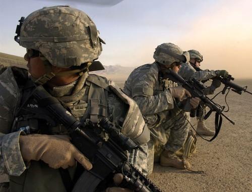 Geopolítica militar regional